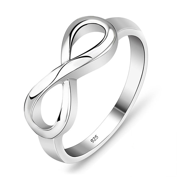 Aliexpress ring infinity
